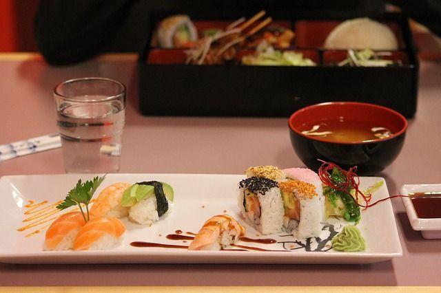 De beste sushi-hotspot in Amsterdam