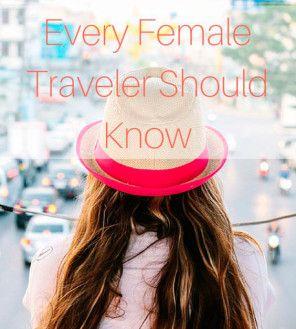 Waarom je alleen zou moeten reizen